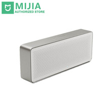 Original Xiaomi Speaker Pencil Box Xiaomi Bluetooth 4.2 Speaker 2 Square Stereo HD Sound Quality Portable Bluetooth Wireless