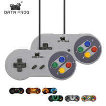 Retro Super for Nintendo SNES USB Controller for PC for MAC Controllers SEALED(China)