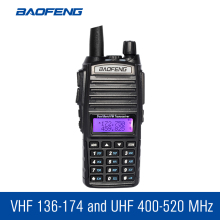 BaoFeng UV-82 Dual Band Walkie Talkie 136-174 400-520 MHz VHF UHF Radio Station Ham Radio Amateur Radio Portable Walkie Talkie(China)