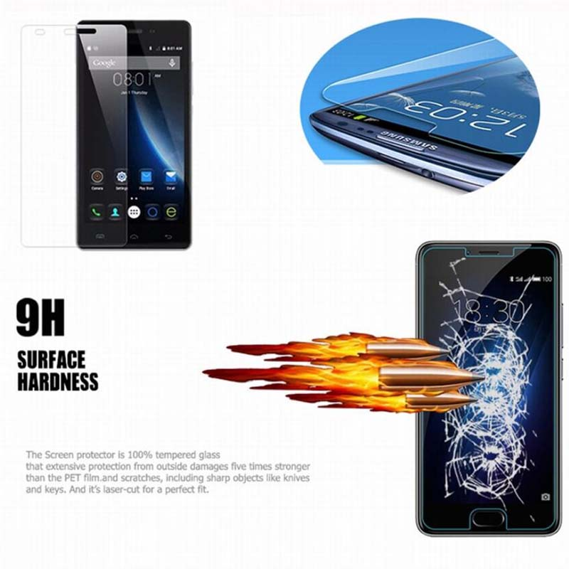 screen protector for homtom
