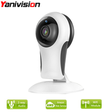 Wifi CCTV Audio Camera Home Security HD 960P 10m IR Night Vision P2P Cloud Storage Smart Wifi Wireless IP Web Camera Yanivision(China)