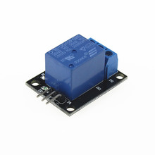 Free shipping KY-019 5V One 1 Channel Relay Module Board Shield For PIC AVR DSP ARM for arduino Relay