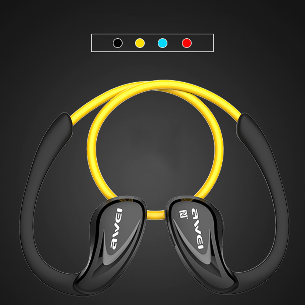 Top Quality New Arrival Awei A880BL Super Bass for Sports Earphones Headsets Wireless Bluetooth Headset AUG 18<br><br>Aliexpress