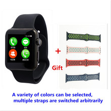 Bluetooth smartwatch iwo 1:1 smart watch case for iphone IOS& samsung sony xiaomi Huawei android phone pk iwatch W09/A9/GT08