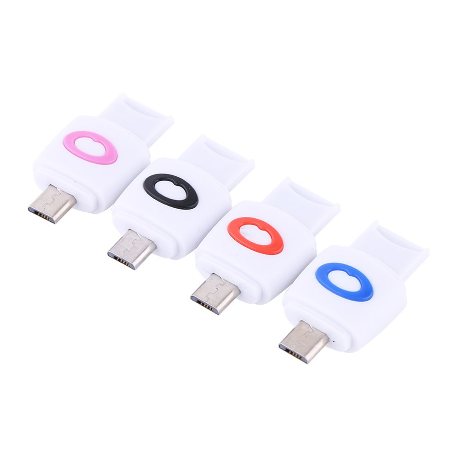 Mini Micro USB 2.0 OTG Adapter Micro SD TF Card Reader For Smartphone Samsung HTC Huawei Xiaomi(China (Mainland))
