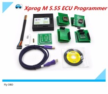 2017 Lastest version Xprog M 5.55 ECU Programmer Xprog-M V5.55 ECU Chip Tuning Tool with full set X prog m V5.48