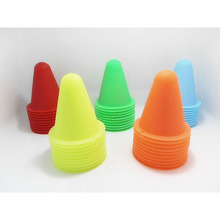 Road Cone Barricades 5pcs Traffic Cone Traffic Facilities Without Top Light Traffic Safety for hsp rc car(China)