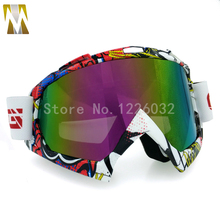 man/women motocross goggles glasses cycling eye ware MX Road helmets Sport gafas motorcycle - Heinmo's Vehicles Parts Store store