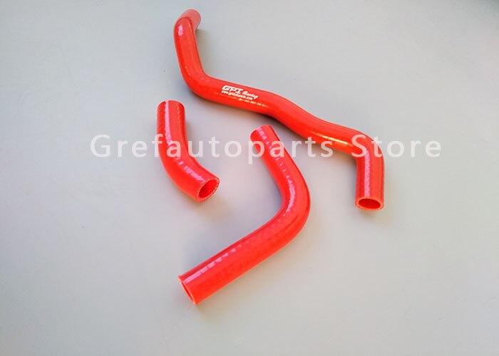 For SUZUKI DRZ400S DRZ400 DRZ400SM 2002-2012 Pink Silicone Radiator Hose Kit