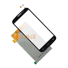 NEW Black Digitizer Touch Screen & Display LCD Monitor For Alcatel Pop C7 7040 7041 Ot-7040  7040A 7040D 7040E 7040F 7041D 7041X