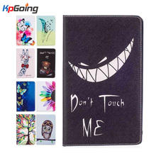 "Fashion Cute PU Leather Case Cover for Amazon New Kindle Fire HD 8 6th Generation 2016 8"" eBook Cover For New Fire 8 Fundas"