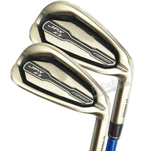 New mens Golf Clubs JPX EZ Golf irons set 4-9.P.G irons clubs with Graphite Golf shaft  Free shipping