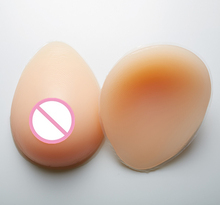 Buy 600g/pair B cup CD Cosplay Fake Boobs False Breasts Artificial Breast Crossdresser Drag Queen Transgender Silicone Breast Forms