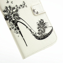 Diamond Book Wallet Phone Case for Samsung Galaxy S5 Mini S6 S7 Edge Plus Card Holder Telephone Mobile Accessories Leather Case(China)