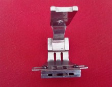 Industrial sewing machine pressing foot can be trained to tie bar pressing foot 212-005A foot pin distance: 5.6MM