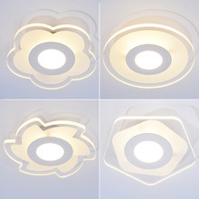 Modern Acrylic LED Ceiling lights Fixture For Indoor Lamp lamparas de techo Surface Mounting Ceiling Lamp For Bedroom hallway