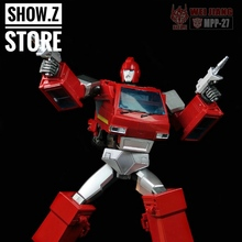 [Show.Z Store] [Pre-order] WeiJiang MPP27 Ironhide Oversized MPP 27 Transformation Action Figure