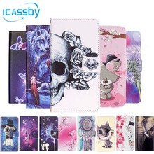 Phone Etui For Coque Huawei P9 Lite Case Leather Wallet Flip Cover For Huawei Ascend P9 Lite P9Lite Dual Sim Housing Capinha