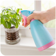 Gardening tools candy colored watering, watering can, watering pots hand-pressure spray bottle K3443