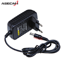 AC 100V-240V Converter Adapter DC 12V 2A 2000mA Power Supply EU US UK AU Plug 5.5mm*2.1mm for CCTV IP Camera System(China)