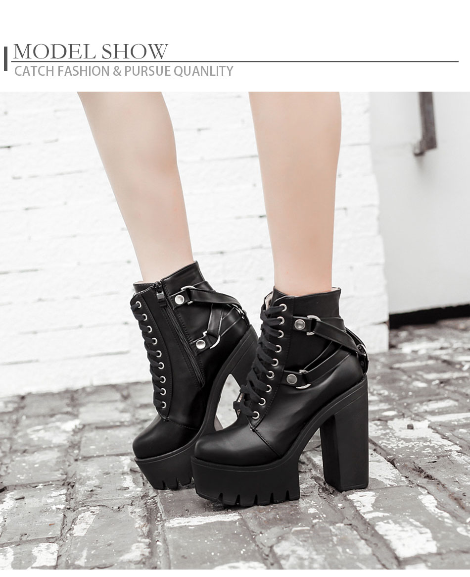 ladies metal boots,womens ankle boots