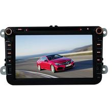 8 Inch Screen GPS Navigation Stereo Bluetooth Special for Volkswagen New Santana,New Lavida, Octavia,New Bora, golf 7 New Jetta