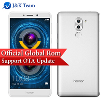 Huawei Honor 6X Global Firmware 3GB 32GB Dual Rear Camera 12MP 4G Mobile Phone Octa Core 5.5 Inch 1920*1080pix FingerPrint(China)