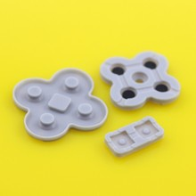 11set rubber silicone conducting conductive conductor button for NDS/DSL/Nintendo/NDSL game console  repair replacement