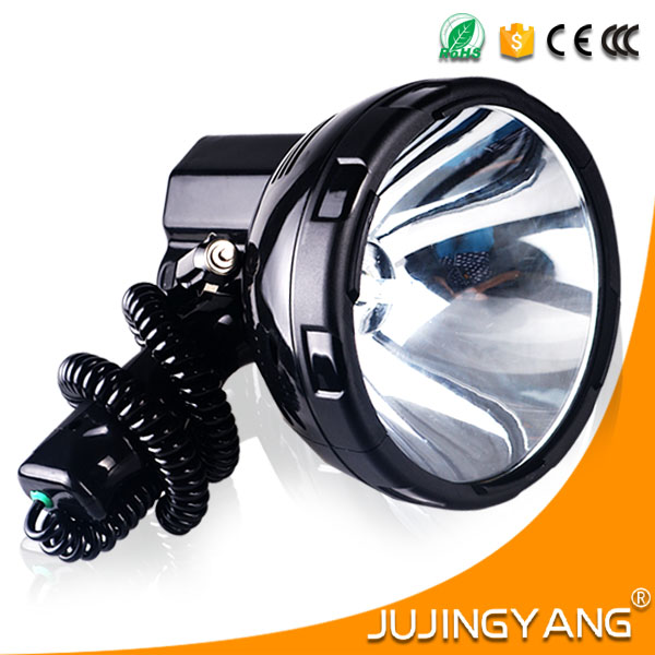 55W handheld light remote hernia hunting searchlight xenon 100W fishing outdoor car handheld lamp