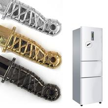 Novelty Ninja Home Refrigerator Decorative Sword Flying Dagger Magnet + Metal Fridge Magnet Sticker Message Posted 2Pcs/Set