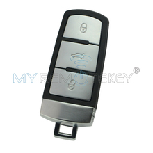 Smart car key for VW Volkswagen Magotan Passat CC 2005 2006 2007 2008 2009 2010 433Mhz 3C0 959 752BA 3 button remtekey