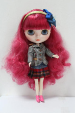 Free Shipping Top discount  DIY  Nude Blyth Doll item NO. 139 Doll  limited gift  special price cheap offer toy