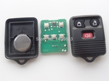 315mhz Replace Remote Control Alarm Key 3 button fit for FORD MAZDA MERCURY Transmitter Key without transponder chip 2pcs(China)