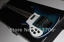 Bule 4003 Left Handed 4 strings Electric Bass Guitar Best Selling Free Shipping(China)