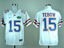 2016 Throwback 100% Stitched Florida Gators Tim Tebow 15 College,camouflage