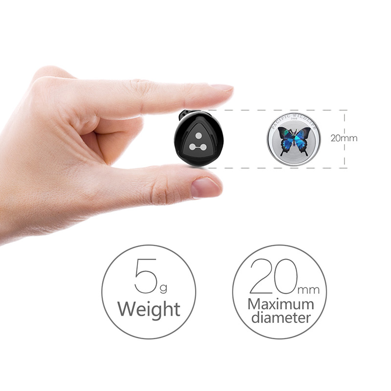 Orignal SYLLABLE D900MINI bluetooth 4.1 earphone noise reduction bluetooth headset for mobile phone wireless sport bass earphone<br>