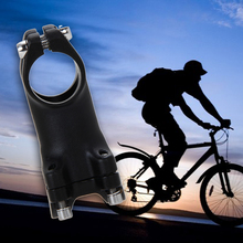 31.8*60MM Aluminum Alloy MTB Mountain Bike Bicycle Cycling Fixed Gear Bikes Handlebar Stem Black Bicicleta Parts High Quality(China)