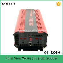 MKP2000-481R pure sine wave inverter 2kw solar inverter 2000w 48vdc 110vac off grid single output power inverter