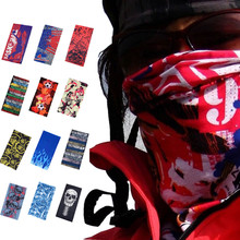 Newest Multifunctional Headband Neck Outdoor Sport Cycling Bandana Seamless Outdoor Cycling Scarf Mask Women Scarf