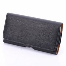 For iPhone 6 6s Plus 7 7 Plus case Black Holster Leather Phone Case Belt Clip For Samsung Galaxy Note 3 4 For Xiaomi Redmi Note
