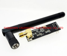 Free Shipping NRF24L01+PA+LNA Wireless Module with Antenna 1000 Meters Long Distance FZ0410  We are the manufacturer