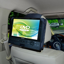 TFY Car Headrest Mount Holder for Sony BDPSX910 9 Inch Portable Blue-ray Player and Other 9 inch Swivel & Flip Style DVD Players(China)