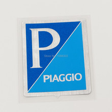 Car Motor Stickers for PIAGGIO VESPA Reflective Stickers Decals Vinyl Tape Car Body Sticker Motorcycle Bike Helmet(China)