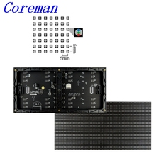 2121 smd lamp P5 indoor Video wall led module high brightness 1/16 scan,64*32 full color outdoor SMD P5 LED Panel P4 P3 P2.5 led