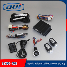 Car Keyless Entry and Start System,Push Button Start,Auto Start Car Alarm,Remote Start Car Alarm System