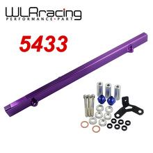 WLRING STORE- NEW FUEL RIAL FOR TOYOTA SUPRA ARISTO 2JZ TURBO JZA80 UPGRADE 92- 02 RACING FUEL RAIL KIT WLR5433P