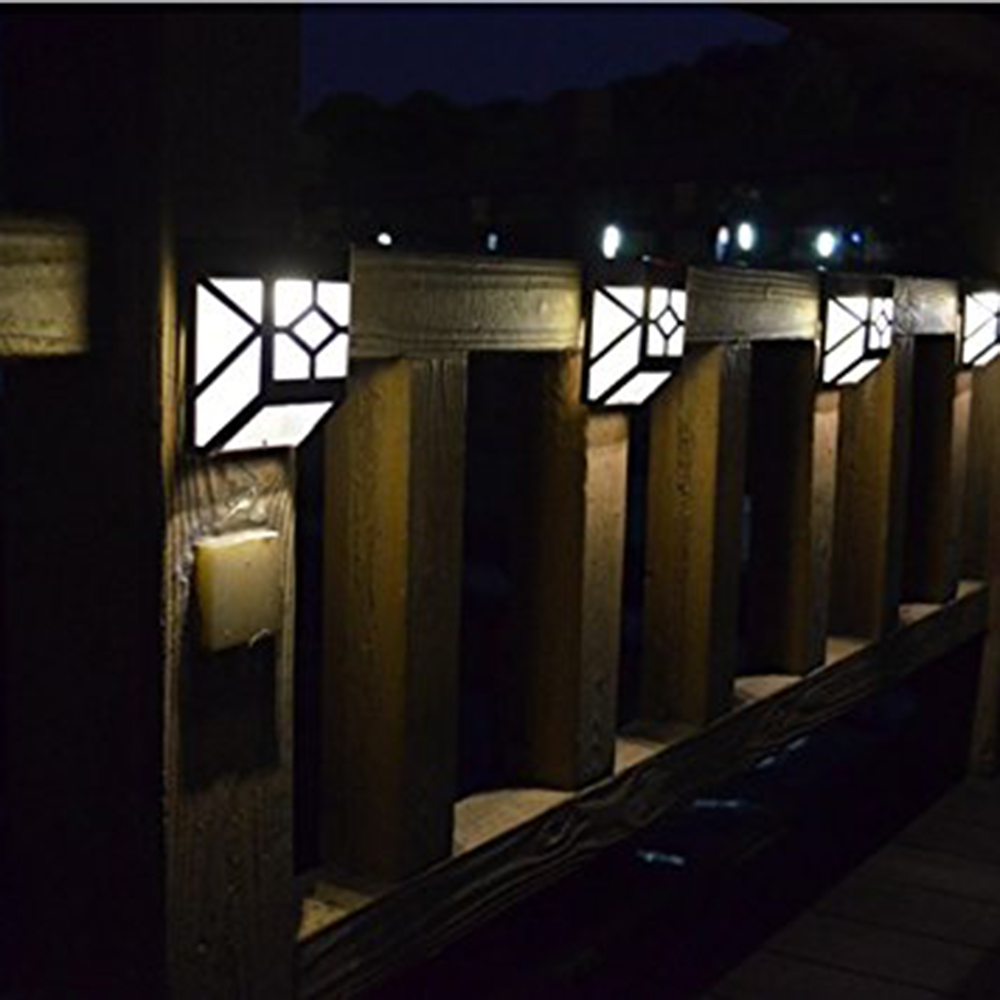 Retro-warm-night-light-Wall-Light-Solar-Powered-Wall-Mount-LED-Light-Outdoor-Garden-Path-Landscape