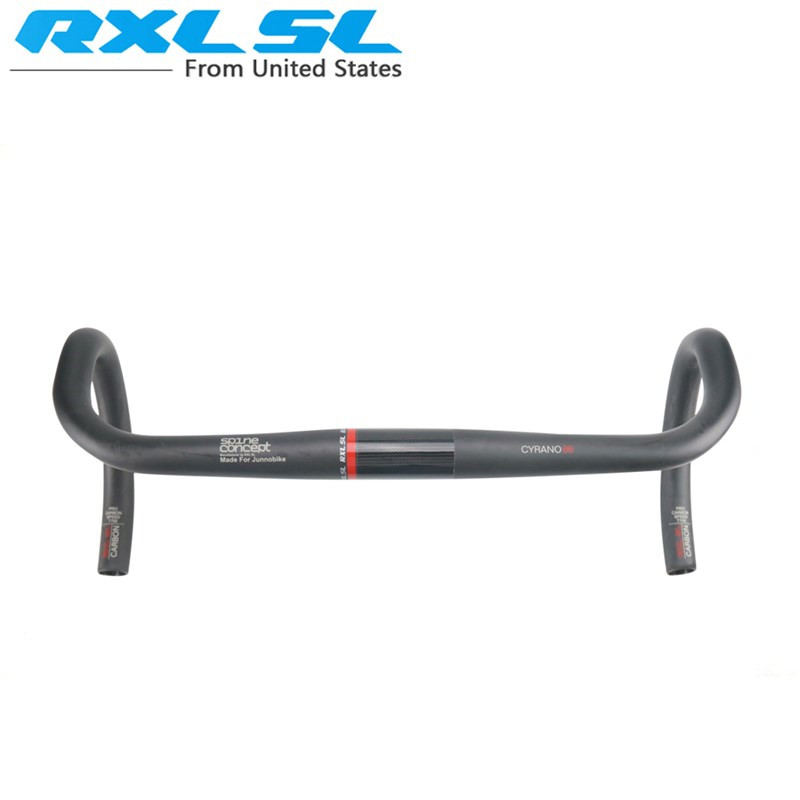 Carbon Handlebar Road Bicycle Handlebars RXL SL PR...