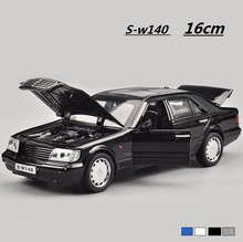 Alloy Classic Car Model, 16cm in length Scale 1:32 Die cast model, Car Model toys Old Fashion