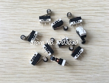 10Pcs NO NC Momentary Roller Hinge Lever SPDT Micro Limit Switches CNC Home LOT